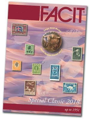 bokomslag Facit Special Classic 2018