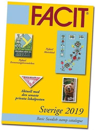 bokomslag Facit Sverige 2019