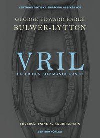 bokomslag Vril : eller Den kommande rasen