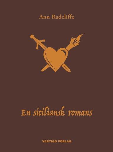 bokomslag En siciliansk romans