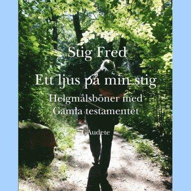 bokomslag Ett ljus på min stig : helgmålsböner med Gamla Testamentet