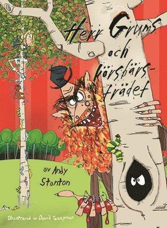 bokomslag Herr Grums och körsbärsträdet