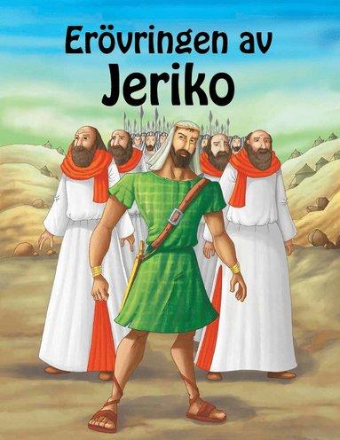 bokomslag Erövringen av Jeriko