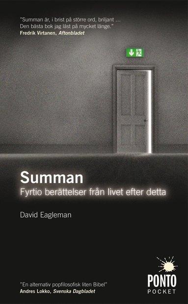 bokomslag Summan : fyrtio berättelser från livet efter detta