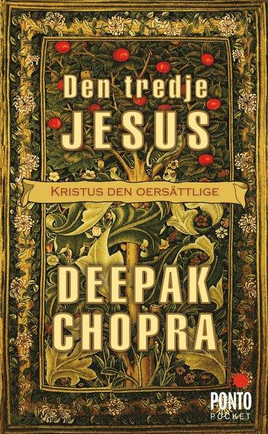 bokomslag Den tredje Jesus: Kristus den oersättlige