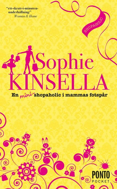 bokomslag En mini-shopaholic i mammas fotspår