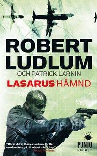 bokomslag Lasarus hämnd