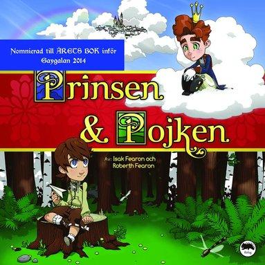 bokomslag Prinsen och Pojken
