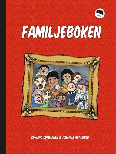 bokomslag Familjeboken