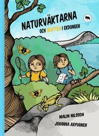 bokomslag Naturväktarna och skatten i Ekdungen