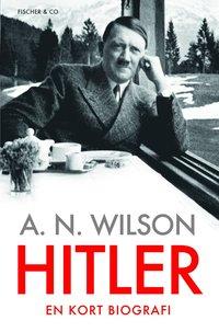 bokomslag Hitler : en kort biografi