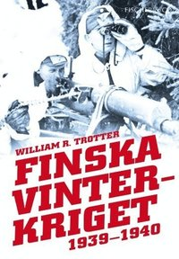 bokomslag Finska vinterkriget 1939-1940