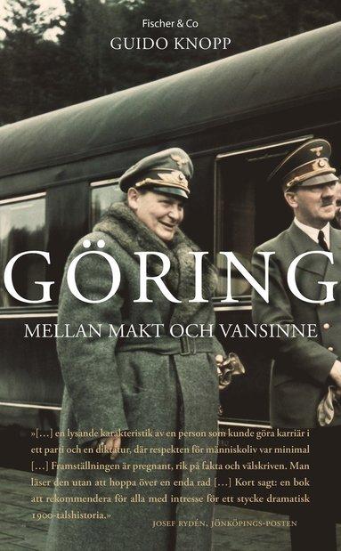 bokomslag Göring : mellan makt och vansinne