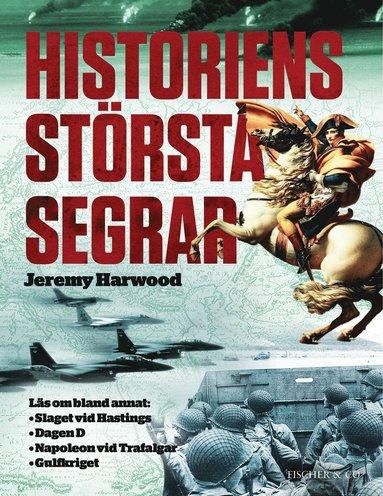 bokomslag Historiens största segrar