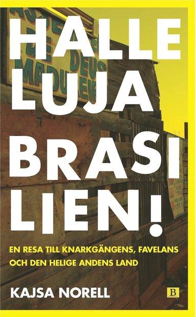 bokomslag Halleluja Brasilien