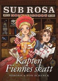 bokomslag Kapten Fiennes skatt