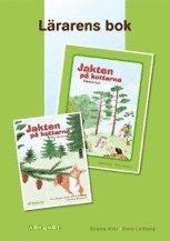 bokomslag Jakten på kottarna : lärarens bok