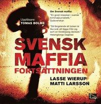 bokomslag Svensk maffia fortsättningen Mp3