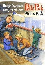 bokomslag Pelle Puck : Gul och blå