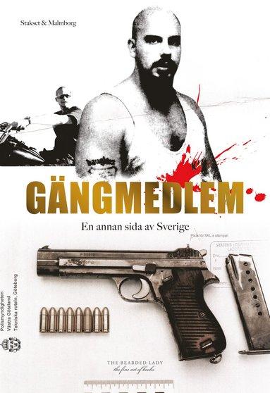 bokomslag Gängmedlem : en annan sida av Sverige