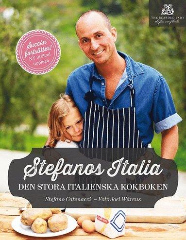bokomslag Stefanos Italia : den stora italienska kokboken