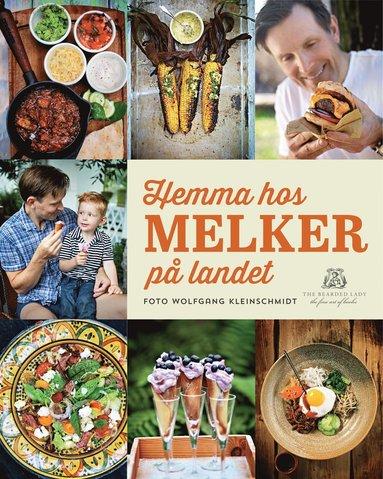 bokomslag Hemma hos Melker på landet