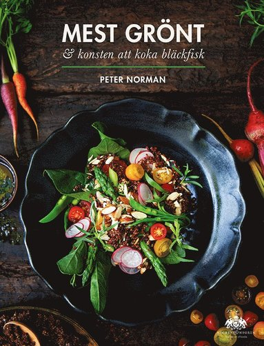 bokomslag Mest grönt & konsten att koka bläckfisk