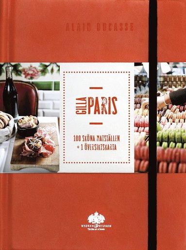 bokomslag Gilla Paris