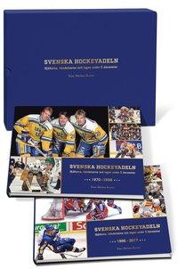 bokomslag Svenska hockeyadeln : hjältarna, händelserna och lagen under 5 decennier