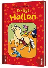 bokomslag Farligt Hallon (bok + CD)