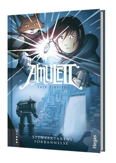 bokomslag Amulett. Stenväktarens förbannelse