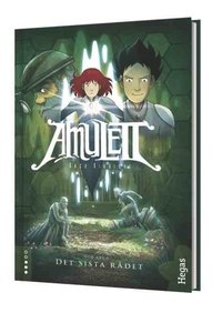 bokomslag Amulett. Det sista rådet