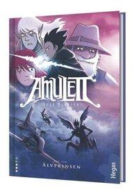 bokomslag Amulett. Älvprinsen