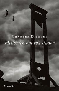 bokomslag Historien om två städer