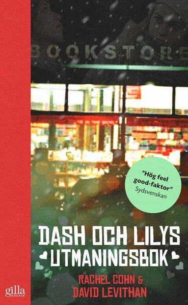 bokomslag Dash och Lilys utmaningsbok