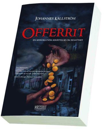 bokomslag Offerrit : en annorlunda berättelse om besatthet