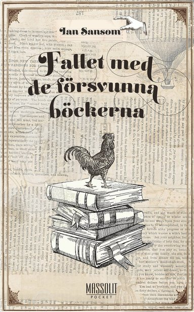 bokomslag Fallet med de försvunna böckerna