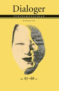 bokomslag Turingmänniskan: Dialoger 87-88, 2011