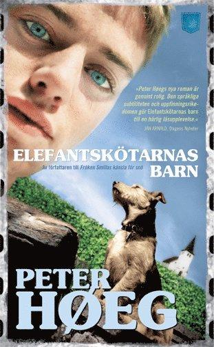bokomslag Elefantskötarnas barn