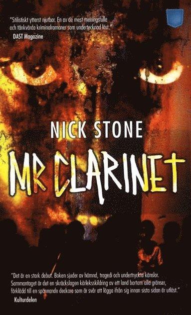 bokomslag Mr Clarinet