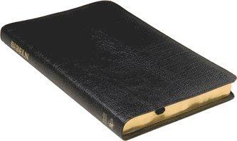 bokomslag Folkbibeln 2015 Slimline svart konstskinn