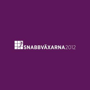 bokomslag Snabbväxarna 2012