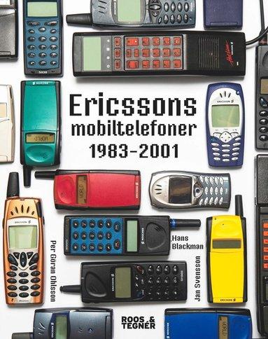 bokomslag Ericssons mobiltelefoner 1983-2001
