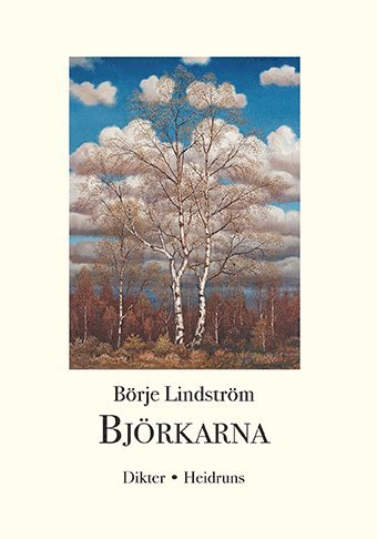 bokomslag Björkarna