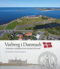 bokomslag Varberg i Danmark - historiska sevärdheter från dansktid till nutid