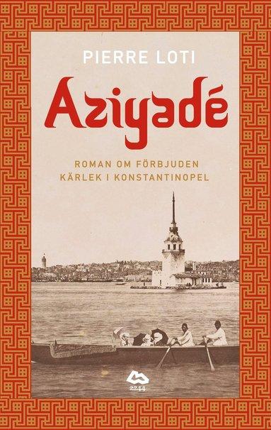 bokomslag Aziyade : roman om förbjuden kärlek i Konstantinopel