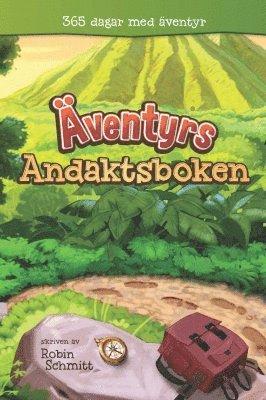 bokomslag Äventyrsandaktsboken : 365 dagar med äventyr