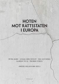 bokomslag Hoten mot rättsstaten i Europa