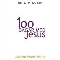 bokomslag 100 dagar med Jesus