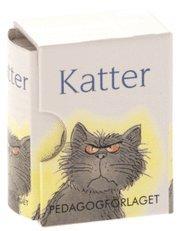 bokomslag Katter (JUVELER)